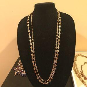 Gold Devon necklace